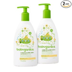 $7.61+Free ShippingBabyganics Daily Baby Lotion, Chamomile Verbena, 17 Ounce (Pack of 2)