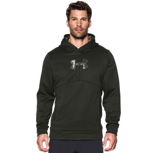 Under Armour Mens Storm Icon Caliber Pullover Hoodie