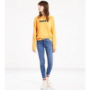 711 Skinny Jeans   Far Out Indigo  Levi's® United States (US)