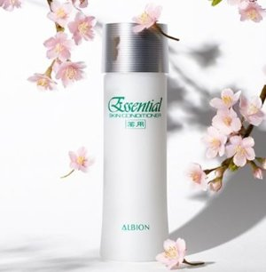 $99 Albion Essential Skin Conditioner(11.1oz/330ml) @ COSME-DE.COM
