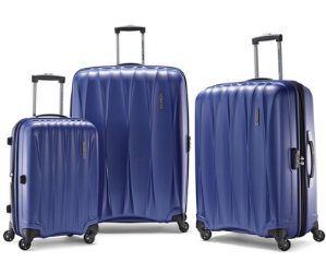 $179.99 American Tourister Arona Premium Hardside Spinner 3Pcs Luggage Set 20