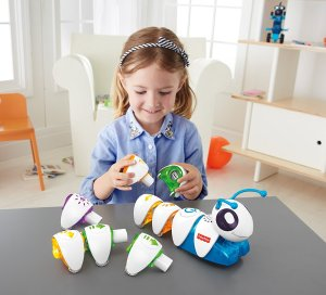 $35.9Fisher-Price Think & Learn Code-a-Pillar