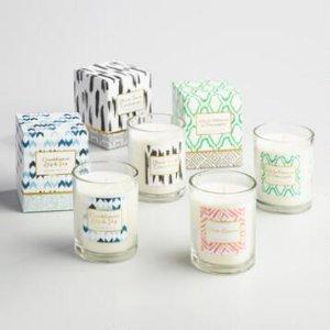 Jar Candles & Filled Candles   World Market