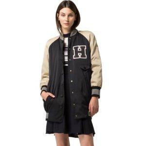 Hilfiger Collection Long Varsity Jacket | Tommy Hilfiger USA