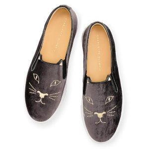 COOL CATS|TRAINERS|Charlotte Olympia SHOES