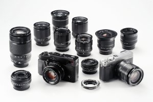 Save up to $400 Select Fujifilm Digital Cameras & Lenses sales