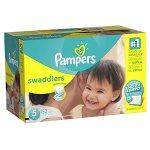 Pampers Swaddlers 帮宝适5号婴儿尿布152片
