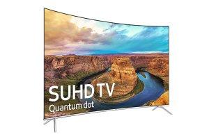 Samsung UN55KS8500 Curved 55-Inch 4K Ultra HD Smart LED TV