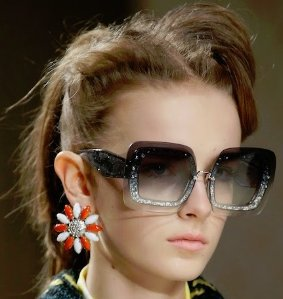 Up to $200 Off Miu Miu Women Sunglasses Sale @ Saks Fifth Avenue
