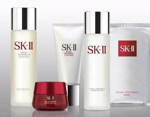Free Deluxe Sample with Any SK-II Purchase @ SK-II