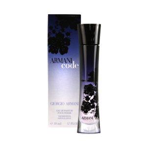 Women's Perfume - Armani Code For Women By Giorgio Armani Eau De Parfum Spray at Perfumania.com