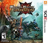 $29.99 Monster Hunter Generations for Nintendo 3DS