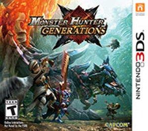 $29.99 Monster Hunter Generations for Nintendo 3DS