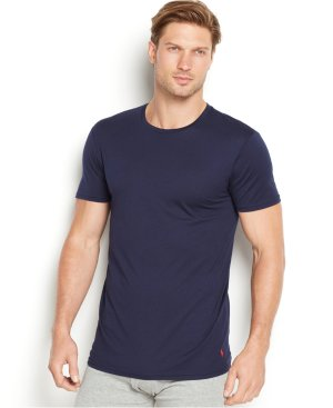 4 for 33.98 Polo Ralph Lauren Men's Supreme Comfort T-Shirt