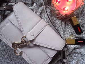 Up To 50% Off + Extra 25% Off Pale Lilac Handbag Sale @ Rebecca Minkoff
