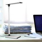 $29.99 TaoTronics Aluminum Alloy LED Desk Lamp
