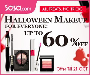 Up To 60% Off Halloween Makeup For Everone