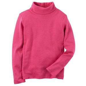 Baby Girl Turtleneck | Carters.com