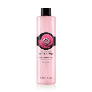 Bubble Bath - Best At Home Spa Gifts, Rose   The Body Shop ®