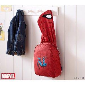 Spider-Man™ Hoodie Backpack   Pottery Barn Kids
