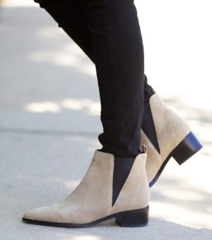 $74.99(Org.$179) Marc Fisher LTD. Yale Booties on Sale @ Bloomingdales
