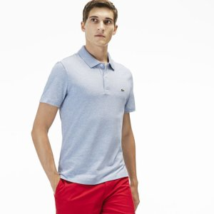 Men's Pima Jersey Polo Shirt | LACOSTE