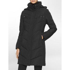 walker hooded jacket | Calvin Klein