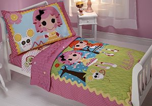 $22.95 Lalaloopsy Sew Cute 4 Piece Toddler Set