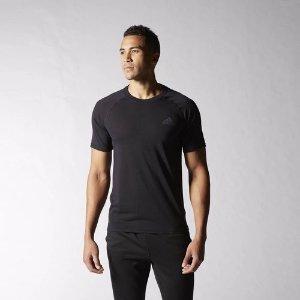 adidas Ultimate Tee - Black | adidas US