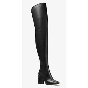MICHAEL MICHAEL KORS Chase Over-The-Knee Leather Boot