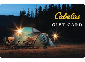 $88 + Free Shipping$100 Cabela's Gift Card