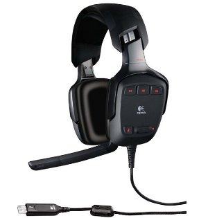 $39.99(reg.$129.99) Logitech G35 7.1-Channel Surround Sound Gaming Headset