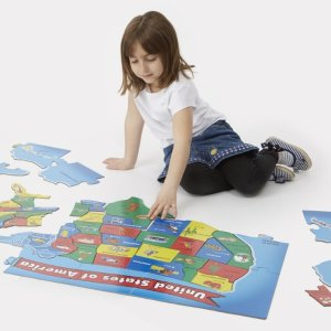 Up to 30% off Melissa & Doug Puzzles