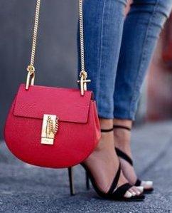 Chloe Nano Drew Saddle Bags on Sale @ SSENSE