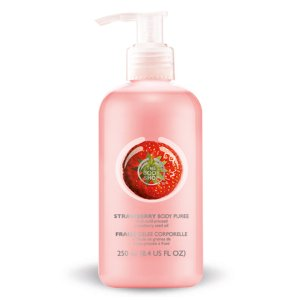 Body Lotion for Dry Skin - Gluten-Free Berry | The Body Shop ®