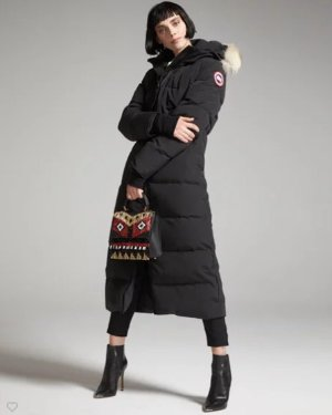 Up to $1200 Gift Card Canada Goose Mystique Fur-Hood Parka @ Neiman Marcus