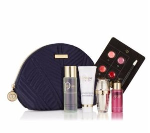 Dozens of GWP + Sample-Filled Tote Bag With Clé de Peau Beauté Purchase @ Saks Fifth Avenue
