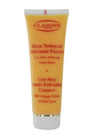 Clarins One Step Gentle Exfoliating Cleanser, 4.3-Ounce