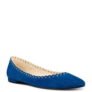 Omlit Pointy Toe Flats | Nine West