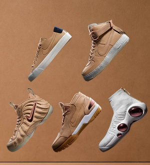Coming Soon!!5 Decads of Basketball @ Nike Store