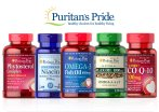 Buy 2 Get 3 Free + $10 Off $50 Select Puritan's Pride Brand + Free Shipping @ Puritan's Pride