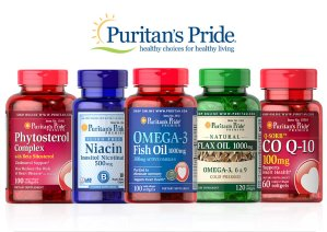 Ending today! Buy 2 Get 3 Free + $5 off $20 Select Puritan's Pride Brand @ Puritan's Pride