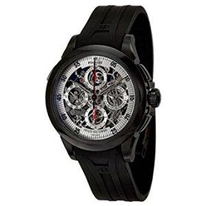 $3195Perrelet Men's Chronograph Split Second Skeleton Watch