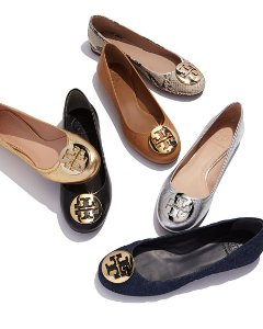 $50 Off $200 with Tory Burch Flats Purchase @ Neiman Marcus