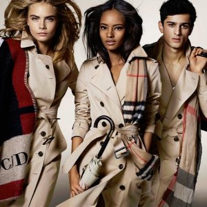 Up to 40% Off Burberry @ Rue La La