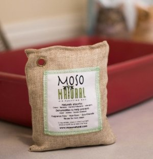 $7.8 Moso Natural Air Purifying Bag 200g.