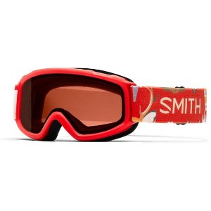 Smith Optics Sidekick Youth Ski Goggles Fire Animal Kingdom Frame RC36 Lens | Focus Camera