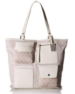 Nine West Pop Pocket Tote Bag