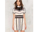 Nasty Gal Sentimental Lady Crochet Lace Dress | Shop Clothes at Nasty Gal!