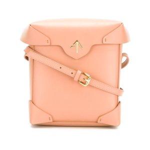 Manu Atelier Mini 'Scratchproof Pristine' Shoulder Bag